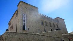 Museo Picasso en el Castillo Grimaldi de Antibes