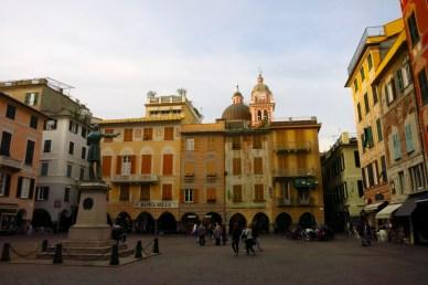 Plaza de Chiavari