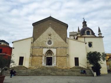 Iglesia de Orbetello