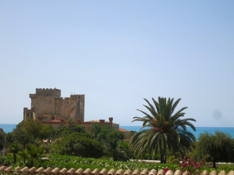 Castillo de Falconara