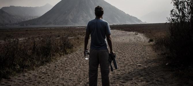 Día 229: Joe vs the vulcano (Bromo)