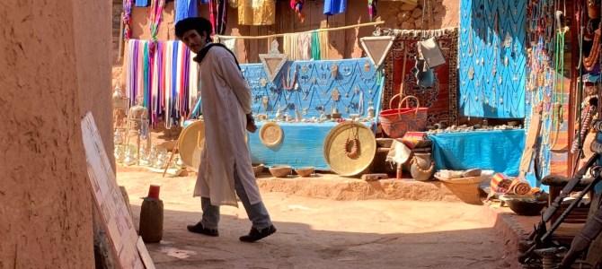 Día 395: Ed (Marrakesh/Ouzazarte/Rabat)