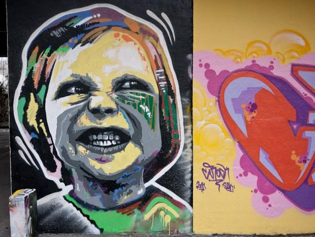 Graffiti Mainz-Kastel 2