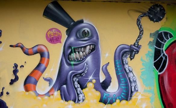 Graffiti Mainz-Kastel 3