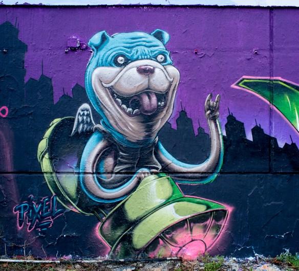 2013-04-10 X100 Graffiti Schlachthof Wiesbaden 004
