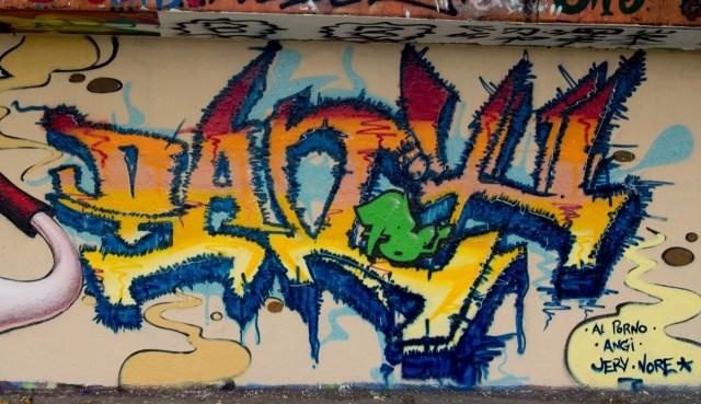 Mainz-Kastel Graffiti