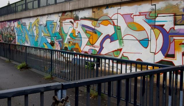 Graffiti Raunheim