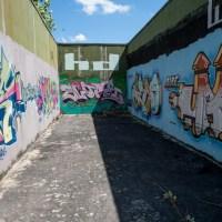 Gießen – Air Base – Graffiti von 2009 (Part 2)