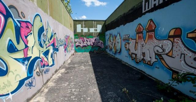 2009-07-13 D700 Graffiti Gießen Air Base 131