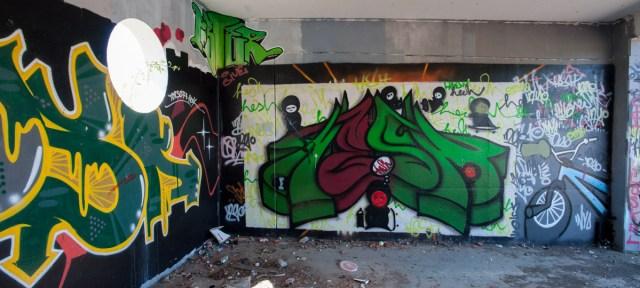 2009-07-13 D700 Graffiti Gießen Air Base 141
