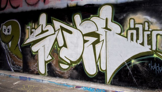Wiesbaden Graffiti Tannhäuserstraße