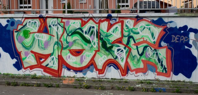 Graffiti Mainz 0011