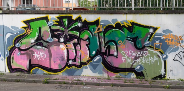 Graffiti Mainz 0012