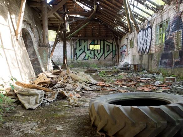 2014-04-17 EM1 Lost Place - Alte Ziegelei - Naurod 0093