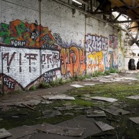 Lost Places - Frankfurt - Gallus (Part 1/2)