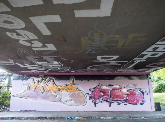 Graffiti Mainz Kastel