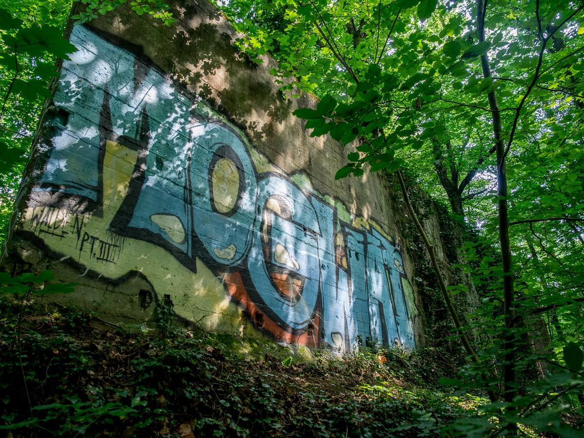 Graffiti Wiesbaden