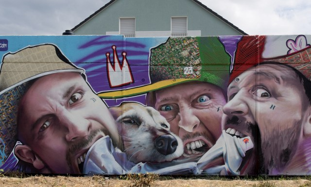 Meeting of Styles - Graffiit Wiesbaden