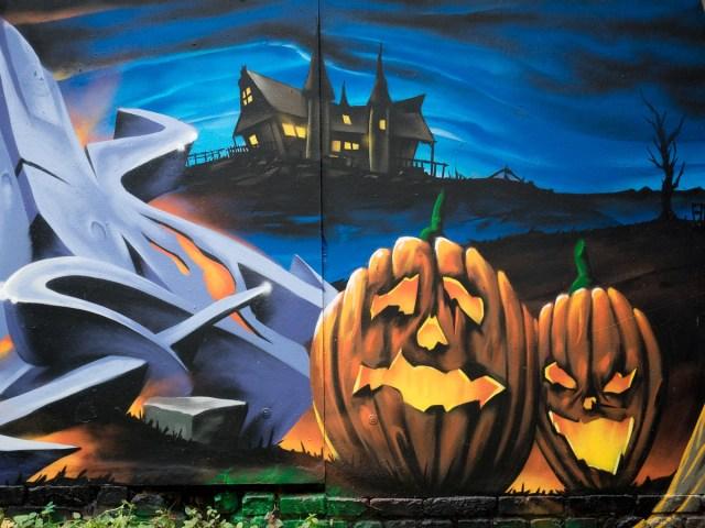 Graffiti Wiesbaden Kontext