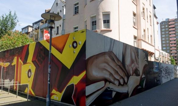FH Frankfurt Graffiti