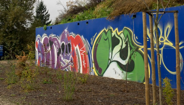 Graffiti Mainz Mombach