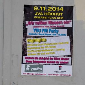 Frankfurt Höchst JVA