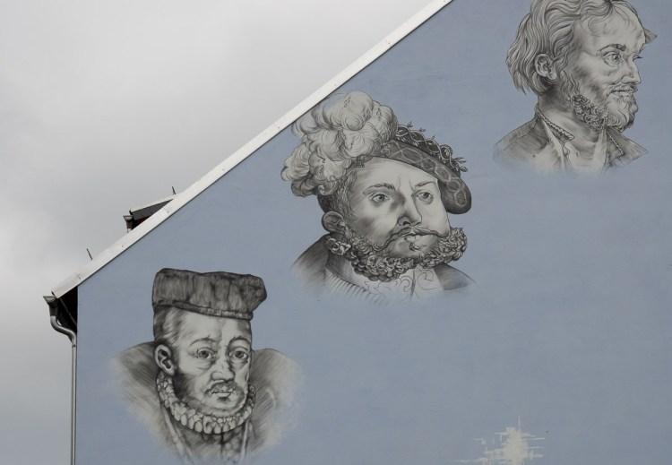 Graffiti Schmalkalden