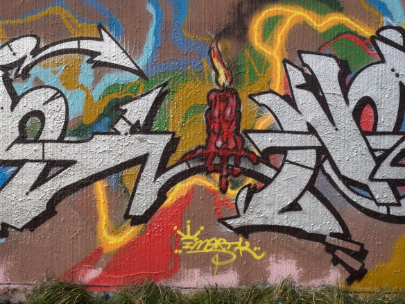 Graffiti Bad Vilbel Dortelweil