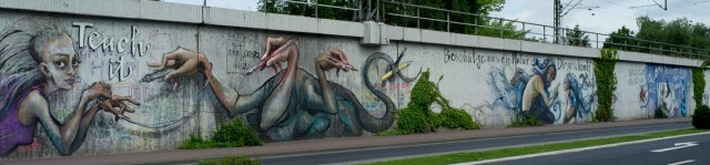 2011-06-12 X100 Graffiti Bad Vilbel Herakut 049