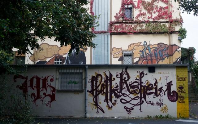 Graffiti Hattersheim