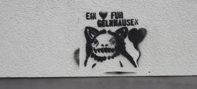 Gelnhausen Graffiti
