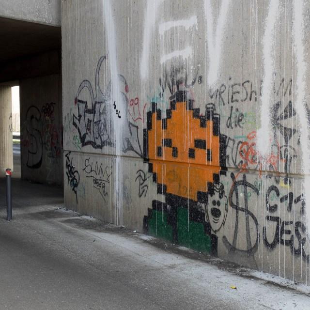 Graffiti Frankfurt Gutleutviertel