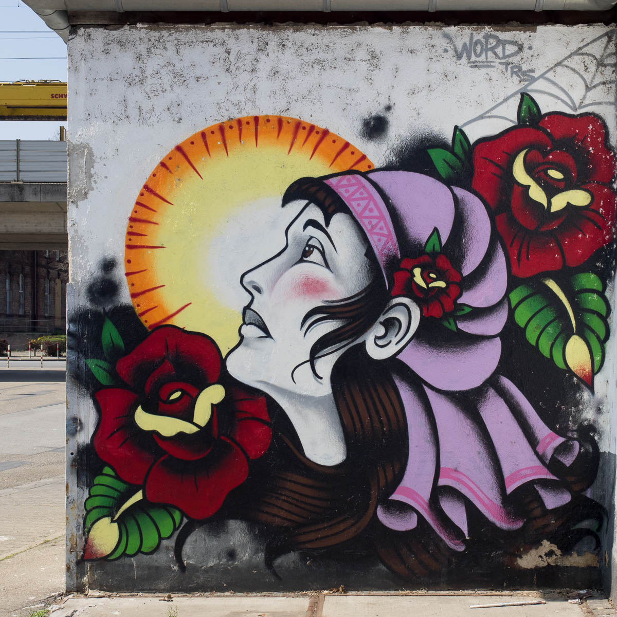 Mannheim - Kleiner Graffiti & Streetart - Reiseführer 2015