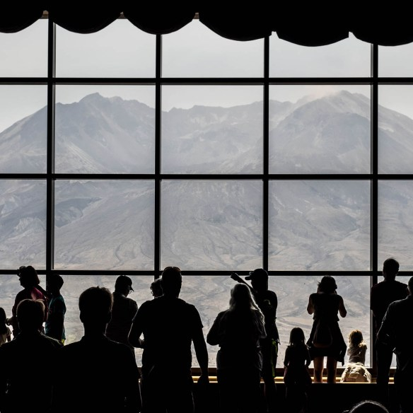 USA Reise Mt. St. Helens
