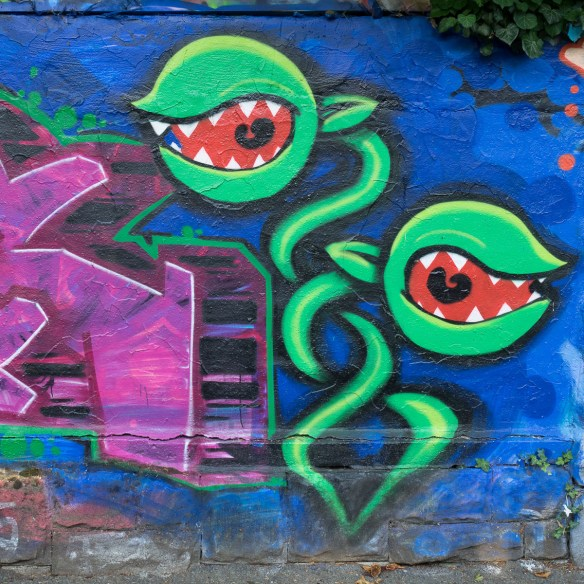 Graffiti Darmstadt Hall of fame