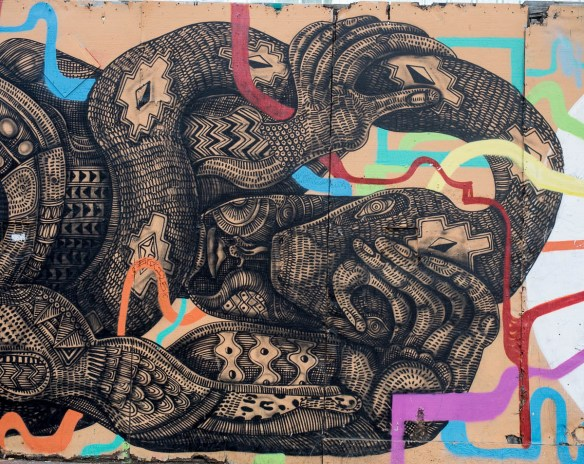 San Francisco Graffiti Zio Ziegler