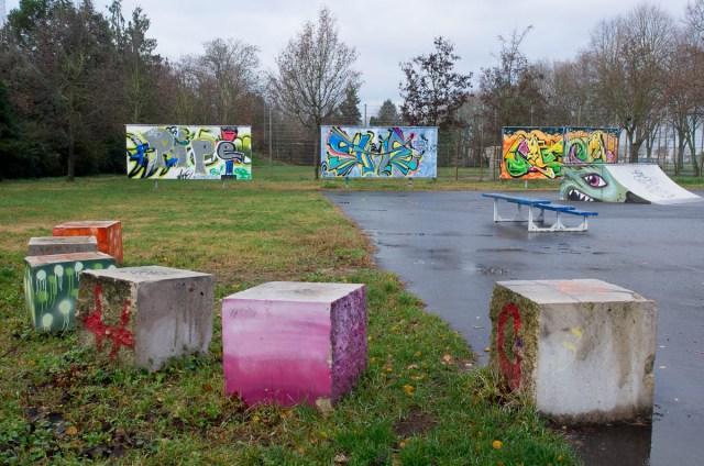 Graffiti Griesheim