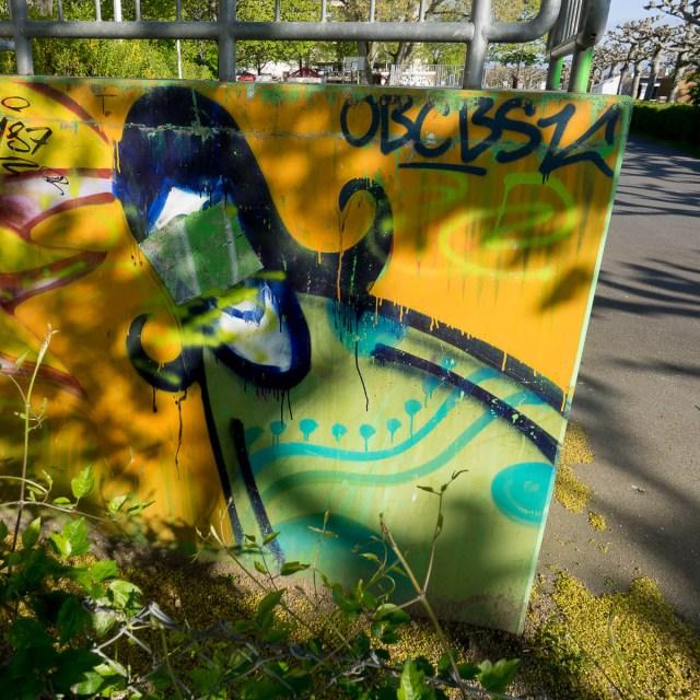 Graffiti und Streetart Mainz