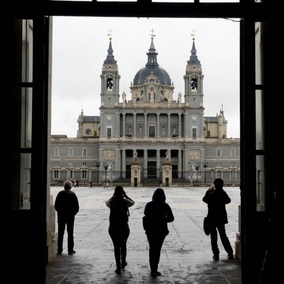 Reise Spanien Madrid