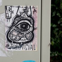 Streetart in Frankfurt - IRO (Part 2)