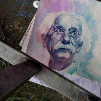 "Meeting of Styles Wiesbaden 2016 ""Absolute Freedom"" – Work in progress (6) Einstein"