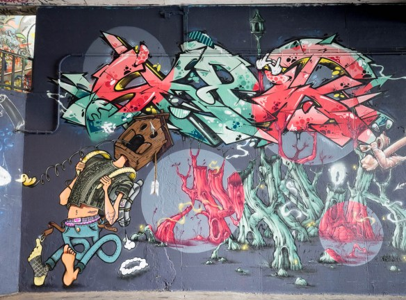 Graffiti Meeting of Styles 2016 Wiesbaden