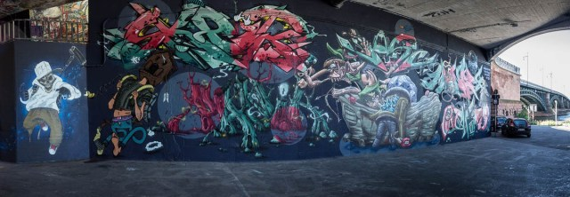 Graffiti Wiesbaden Meeting of Styles