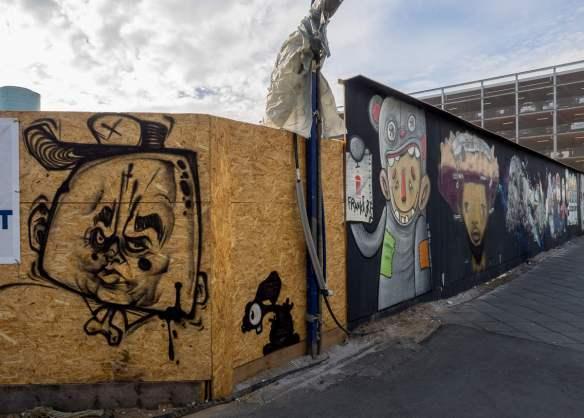 Graffiti Frankfurt underArtConstruction2.0