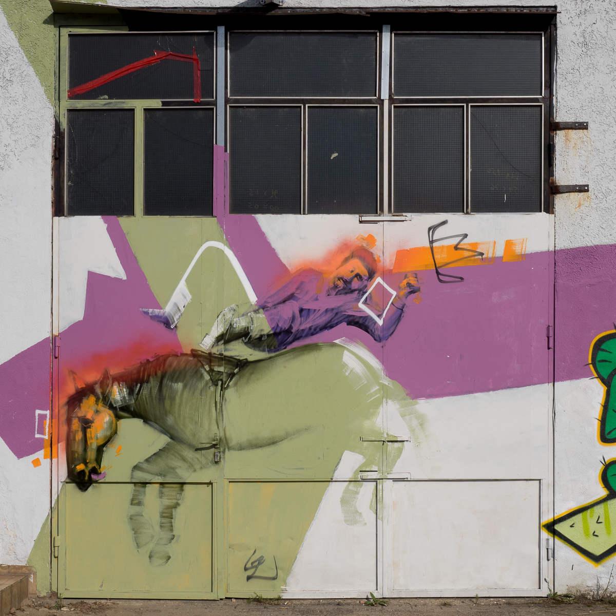 Graffiti & Streetart im Offenbacher Stadtbild (01/2016), 20 Bilder