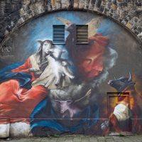 Graffiti in Hagen - Urban Heroes Festival am Schlachthof
