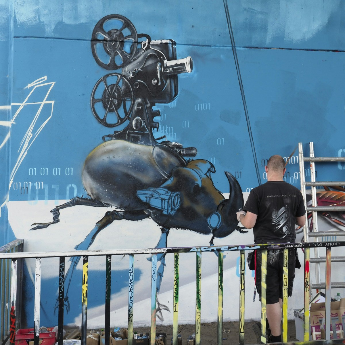 Meeting of Styles Wiesbaden 2018 – Work in progress (03)