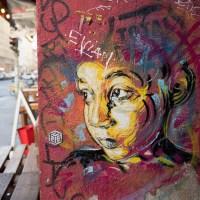 Streetart in Berlin #12 C215