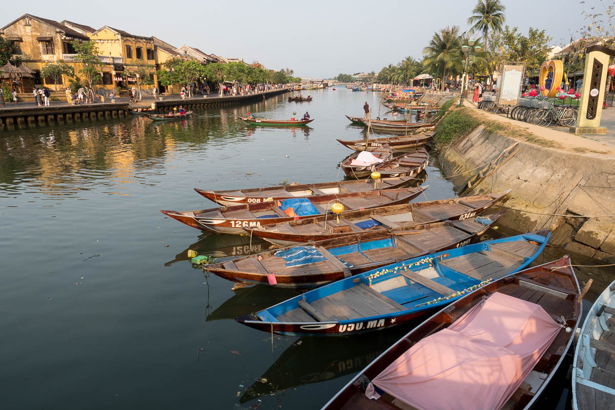 Reise durch Asien 2019 #17 Hoi An in Vietnam