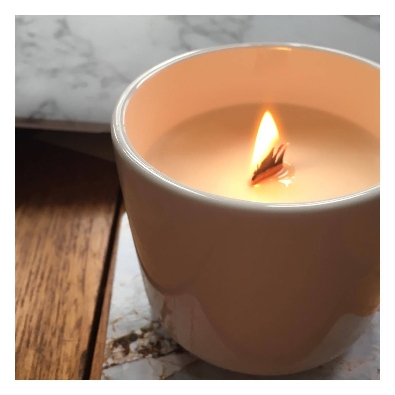 candle, review, declutter